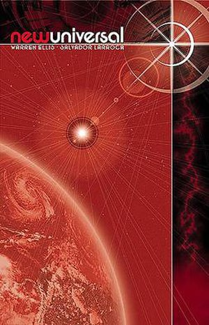 New Universe - Image: Newuniversal 1
