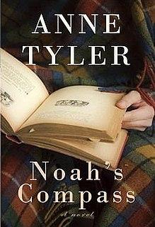 <i>Noahs Compass</i> novel