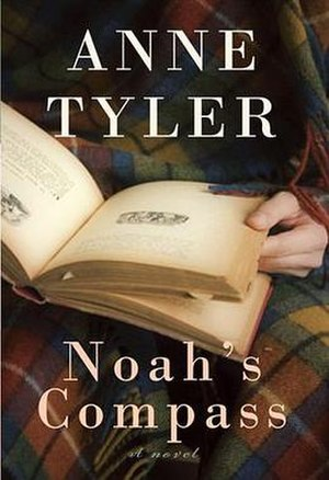 Noah's Compass - First edition cover
