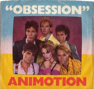 Obsession (Animotion song) Song by Animotion