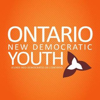 Ontario New Democratic Youth - Image: Ontario New Democratic Youth