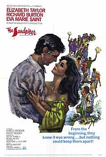 <i>The Sandpiper</i> 1965 film