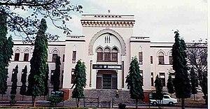 Osmania University - University College of Engineering, Osmania University