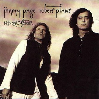 No Quarter: Jimmy Page and Robert Plant Unledded - Image: Page & Plant No Quarter