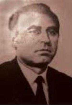 Chairman of the Parliament of Albania - Image: Pali Miska