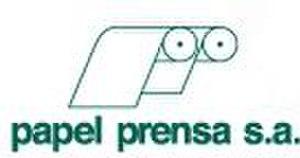 Papel Prensa - Image: Papel Prensa Logo