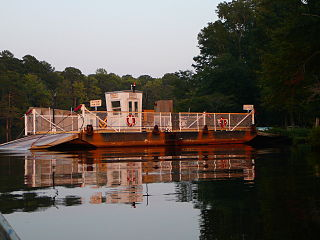 Parkers Ferry