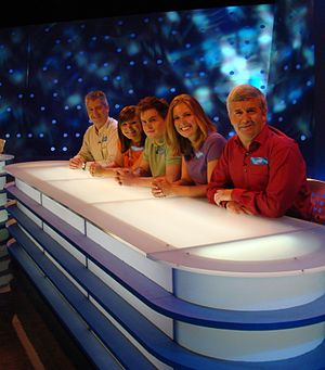 BBC Eggheads photo 2009