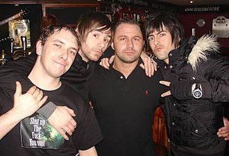 Public Disturbance (Welsh band) - Public Disturbance in 2007.