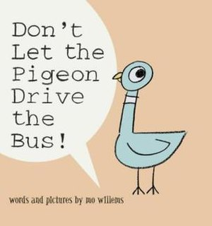 <i>Dont Let the Pigeon Drive the Bus!</i> book by Mo Willems