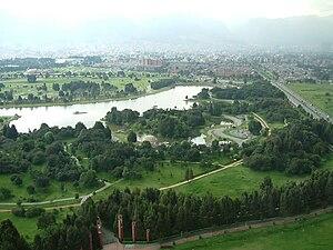 Simón Bolívar Park - Image: Pijsimonbolivar