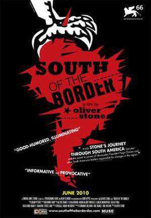 South of the Border (2009 film) - Theatrical release poster