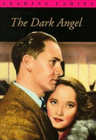 The Dark Angel (1935 film) - Image: Poster of the movie The Dark Angel