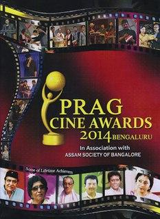 Prag Cine Awards award