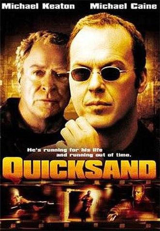 Quicksand (2003 film) - DVD cover