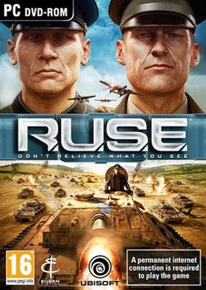 R.U.S.E. - Image: RUSE boxart