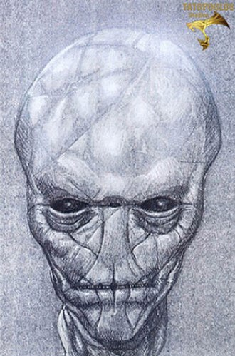 Stargate (film) - Image: Ra original humanoid