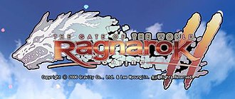 Ragnarok Online 2: The Gate of the World - Ragnarok Online 2: The Gate of the World logo
