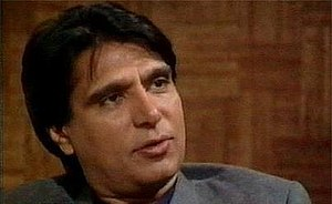 Dhoop Kinare - Rahat Kazmi as Dr Ahmer Ansari in Dhoop Kinare. This role made him as one of the most promising and prominent stars in the Pakistani television industry.
