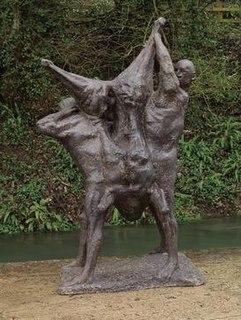 Ralph Brown (sculptor) English sculptor