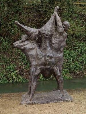 Ralph Brown (sculptor) - Ralph Brown, Meat Porters, 1959
