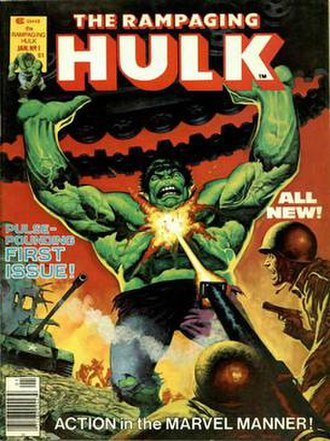 The Rampaging Hulk - Image: Rampaging Hulk 01