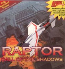 Raptor Call of the Shadows cover.jpg