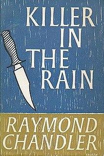 <i>Killer in the Rain</i> Book by Raymond Chandler