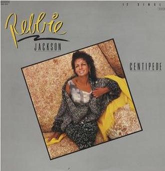 Centipede (Rebbie Jackson song) - Image: Rebbie Jackson Centipede 321333