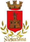 Coat of arms of Rescaldina