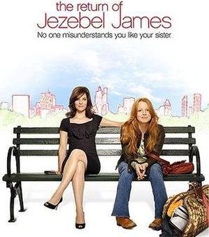 The Return of Jezebel James - Promotional poster