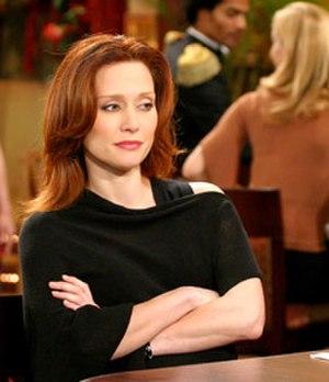 Skye Chandler - Robin Christopher as Skye Chandler
