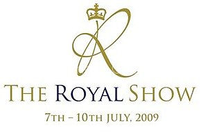 Royal Show - Logo of the last Royal Show in 2009