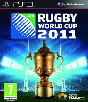 Rugby World Cup 2011 (video game) - Rugby World Cup 2011