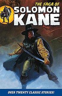 Solomon Kane (comics)