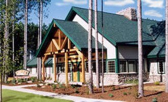 Wausau Homes - The Wausau Homes Boy Scout/Girl Scout Center is the nation's first combined facility.