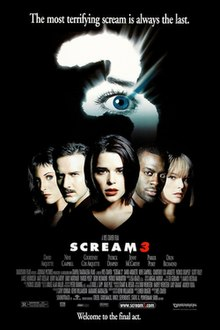 meilleur service ea7ee e110d Scream 3 - Wikipedia