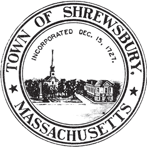 Official seal of Town of Shrewsbury