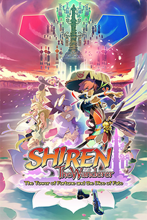 <i>Shiren the Wanderer: The Tower of Fortune and the Dice of Fate</i>