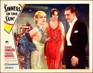 <i>Sinners in the Sun</i> 1932 film
