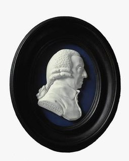 James Tassie's enamel paste medallion of Smith provided the model for many engravings and portraits that remain today. Smith medallion portrait.jpg