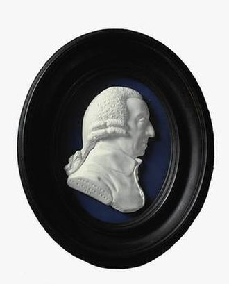 Adam Smith - James Tassie's enamel paste medallion of Smith provided the model for many engravings and portraits that remain today.
