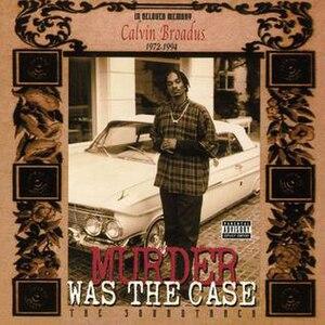 Murder Was the Case - Image: Snoop Dogg Murder Was the Case