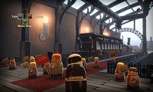 Stacking (video game) - The world of animated matryoshka dolls in Stacking