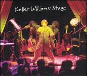 Stage (Keller Williams album) - Image: Stage Keller Williams