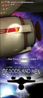 <i>Star Trek: Of Gods and Men</i> 2008 miniseries by Tim Russ
