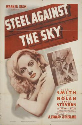 Steel Against the Sky - Theatrical release poster