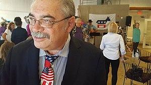 Steve Fox (politician) - Fox at a Campaign Event in 2016