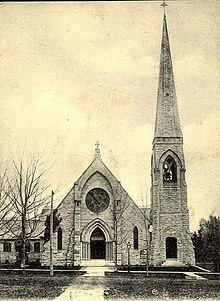 St John S Episcopal Church Canandaigua Wikipedia