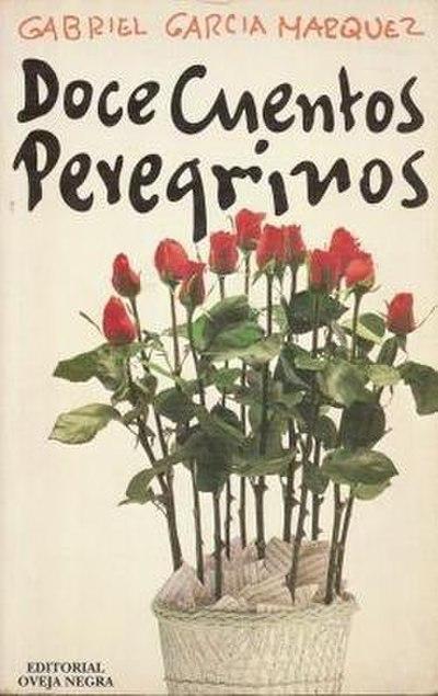 Picture of a book: Strange Pilgrims